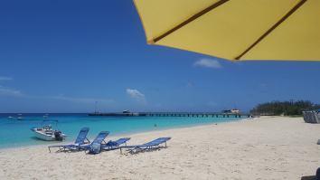 Ahhh, the beach.